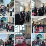 حماسه حضور شهروندان خادم آباد