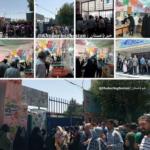 حماسه حضور شهروندان نصیرآباد