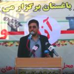گزیده صحبت های مدیر مسئول رسانه خبر باغستان در مراسم تریبون آزاد در شهر باغستان