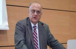 استاد دانشگاه آنکارا
