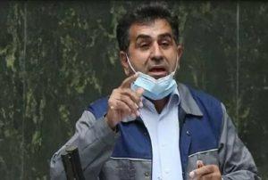 رئیس فراکسیون کارگری مجلس