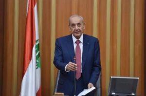 رئیس پارلمان لبنانی