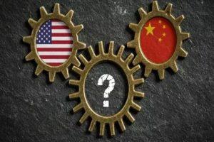 چین-آمریکا